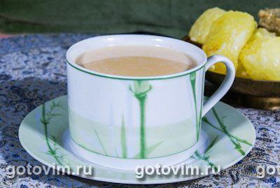 Масала чай. Фотография рецепта