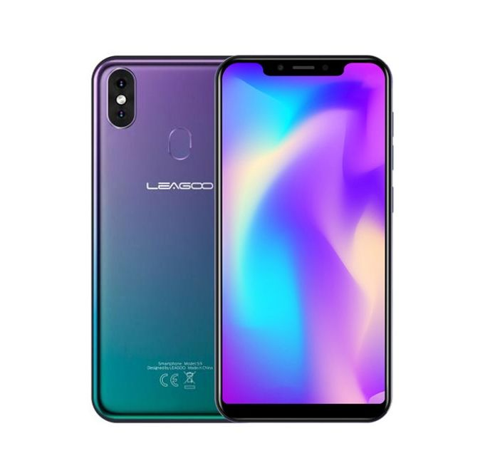 fd52d4a16c6 ICYMI: LEAGOO S9's 'Twilight Version' Is Inspired By The Huawei P20  #Android #Google