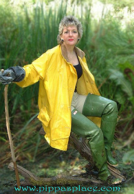 Green Rubber Waders Boots En Waders Pinterest Photos