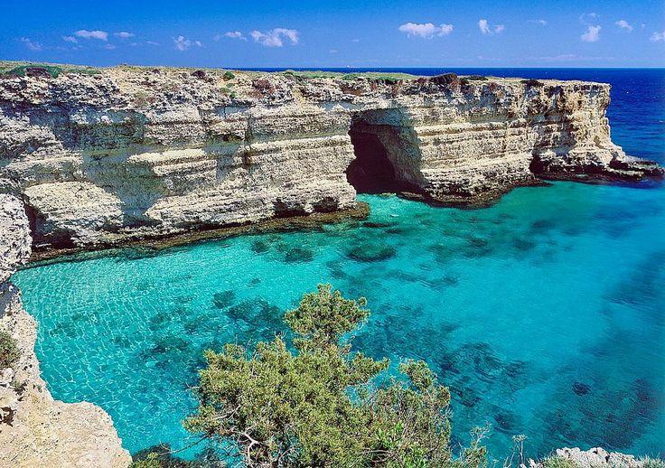 Baia dei turchi, Otranto-lecce