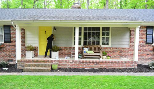 Young House Love | Painting Our House's Exterior Siding | http://www.younghouselove.com