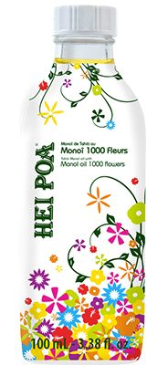 Hei Poa Monoi Oil 1000 Flowers – New London Pharmacy