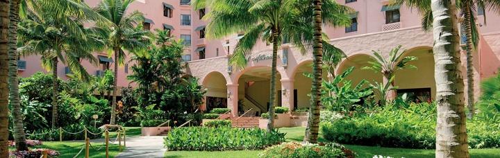 【ハワイ】ホテル ロイヤル ハワイアン The Royal Hawaiian