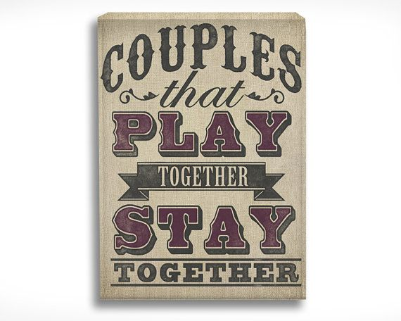 Wedding Games Sign, perfect for lawn games- Couples that Play Together Stay Together on Etsy, $17.00