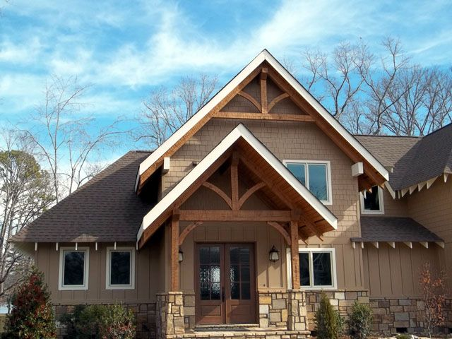 21 best Timberframe Exterior images by Sue Potts on Pinterest ...