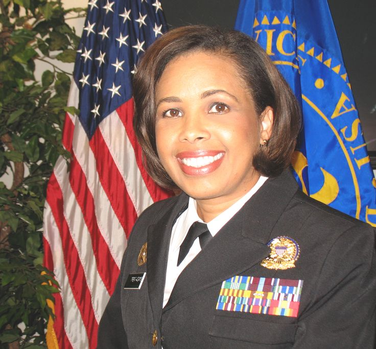 Sylvia Trent-Adams appointed Surgeon General