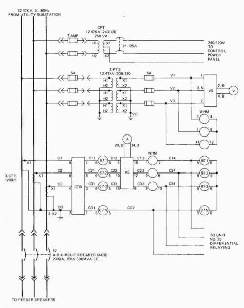 House Wiring Single Line Diagram Diagram Line Diagram