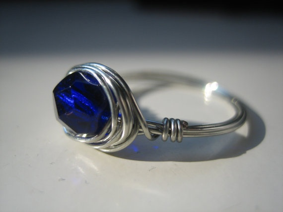 Would want a different stone, but love this ring.