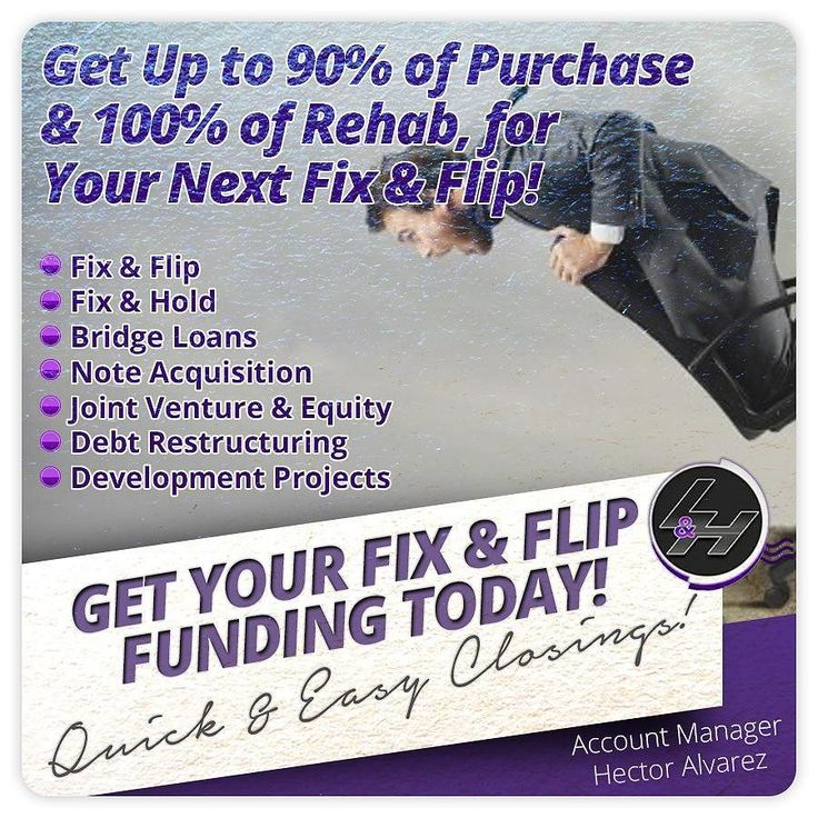 Get a Hard Money Loan at 90% LTV of Purchase 100% Rehab and 11% Rates! Take Advantage of this FREE Consultation and Speak to a Pro about your Next Fix and Flip! Buy Properties at Discounted Prices! Make REAL Money!  Call Today for a FREE Consultation! (908) 312-1456 Visit http://ift.tt/1Yam6MX and learn how to become a Real Estate Investor.  #Faith #Love #Desire #prayer #God #instago #instafamous #followforfollow #followme #picoftheday #f4f #success #RealEstate #hardmoneyloans #hardmoney…