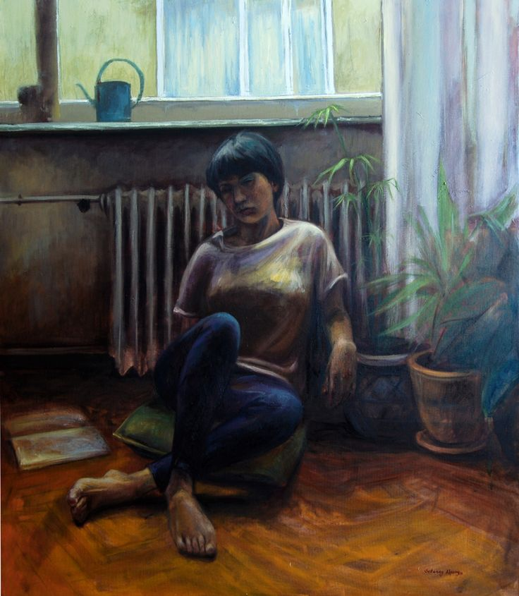 2009 / 150 x 130 cm. Tual üzerine yağlıboya / oil on canvas