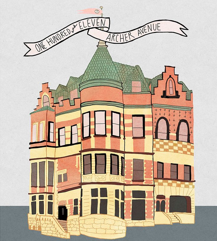One Hundred and Eleven Archer Avenue | Royal Tenenbaums