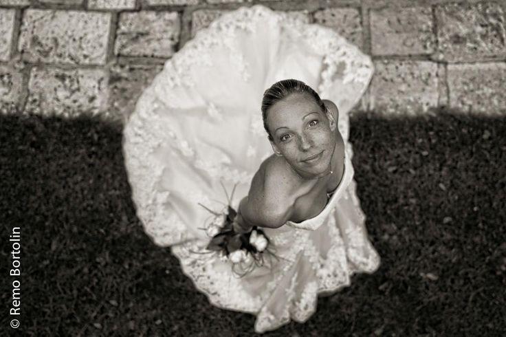 Beautiful Bride from http://www.matrimonio-italiano.it/fotografo/Remo_Bortolin
