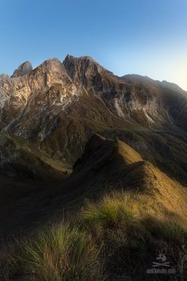Monte Cernera (Dolomites, Italy)