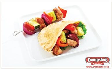 Mediterranean Kebabs from www.Dempsters.ca