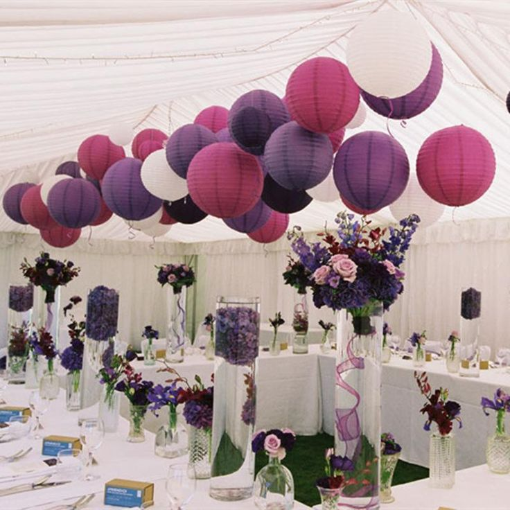 25 best ideas about paper lanterns on pinterest paper for Cheap elegant wedding decorations