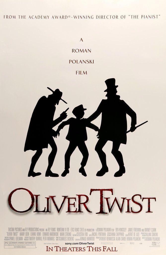 Oliver Twist 2005 In 2021 Oliver Twist Movie Posters Minimalist Oliver Twist Musical
