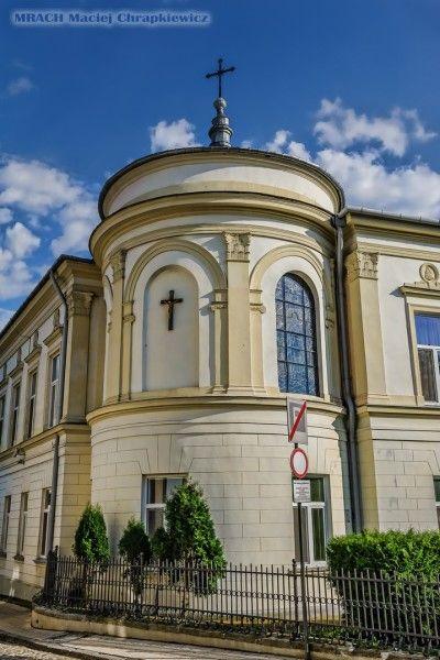 Sandomierz » Budynek Kurii Biskupiej
