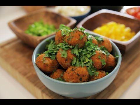 Körili Mercimek Köftesi Tarifi - İdil Tatari - Yemek Tarifleri - YouTube