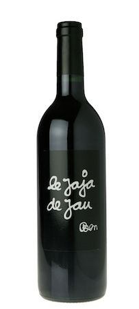 Jaja de Jau Syrah  From Cotes de Rousillon, France, the Jaja de Jau Syrah is a chunky, peppery red with smoky kirsch/blackcurrant and herbes de Provence scents; delicate floral nose, well-balanced tannins and acid; hints of raspberry on the palate; light, simple, and straightforward.   #frenchwine #syrah #rousillon
