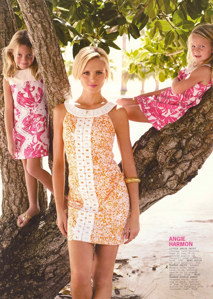 From the Lilly Pulitzer 2009 Summer Jubilee catalogLilly Pulitzer, Preppy Life, 2009 Summer, Lilly Lifestyle, Lilly Families, Fashion Inspiration, Dresses Amy, White Dresses, Beaufort Style