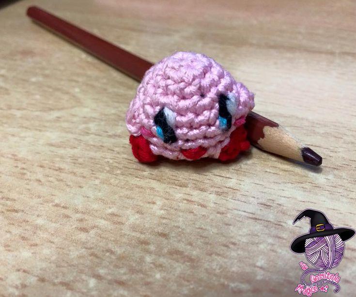 It's Kirby amigurumi!
