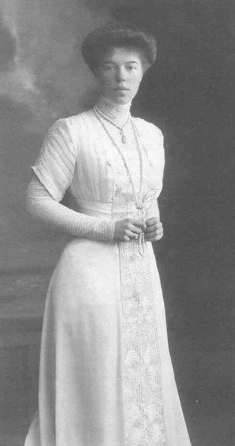 Olga, sister of Tzar Nicholas II