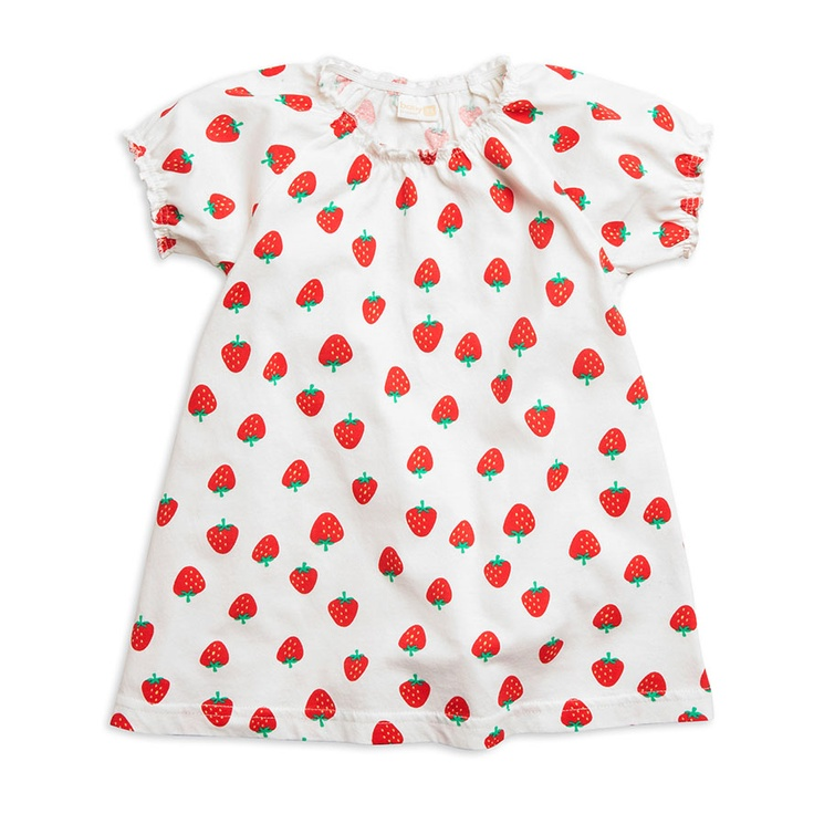 Dress, White, Baby 0-1 year, Kids | Lindex