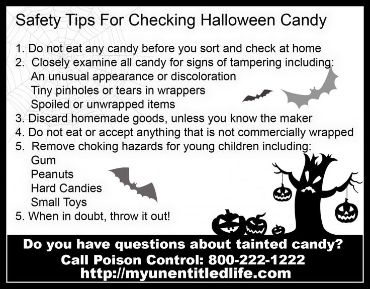 44 best Halloween Safety Tips images on Pinterest ...