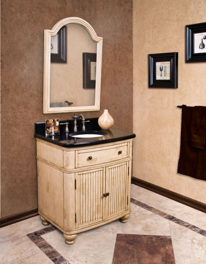 Best 19 Country Bathroom Vanities Images On Pinterest Design