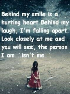 Behind by smile is a hurting heart. #infertility #pregnancyloss