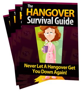 Get the best remedies to cure hangovers and heal fast - FOR FREE.