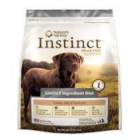 Nature's Variety Instinct LID Turkey Formula Meal Formula Canine 13.2 Lb