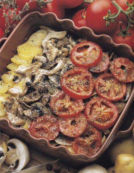 Oregánóval fűszerezett zöldségek | Receptek | gasztroABC