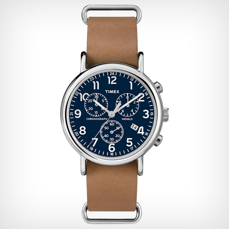 Timex Mexico: Weekender Chronograph Oversized