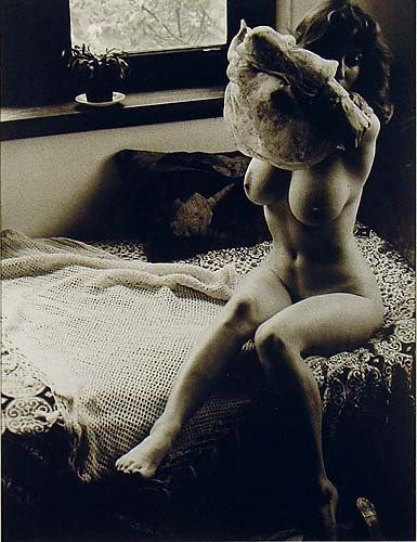 Henry Talbot Germany aAustralia (1920-1999) [Woman Undressing], 1976.