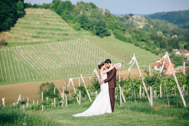 Zwei Mal Ja an einem Tag - Hochzeit in der Steiermark fotografiert ...