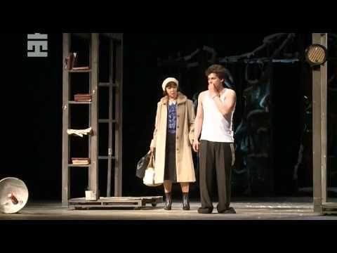 """Спектакль """"Пять вечеров"""" (2013) Театр Современник - YouTube"""