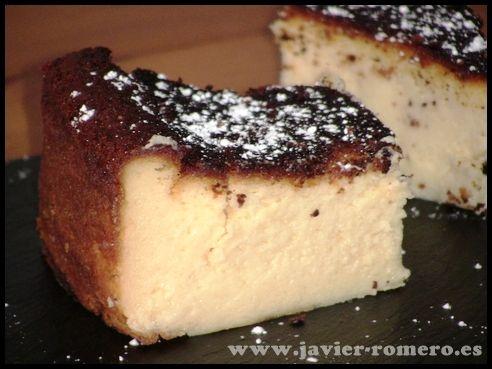 Tarta de queso, nuestro vicio secreto - Cocina familiar
