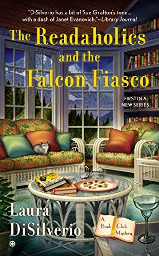 April 7. The Readaholics and the Falcon Fiasco: A Book Club Mystery by Laura DiSilverio http://www.amazon.com/dp/0451470834/ref=cm_sw_r_pi_dp_mIkmub1N0B7RQ