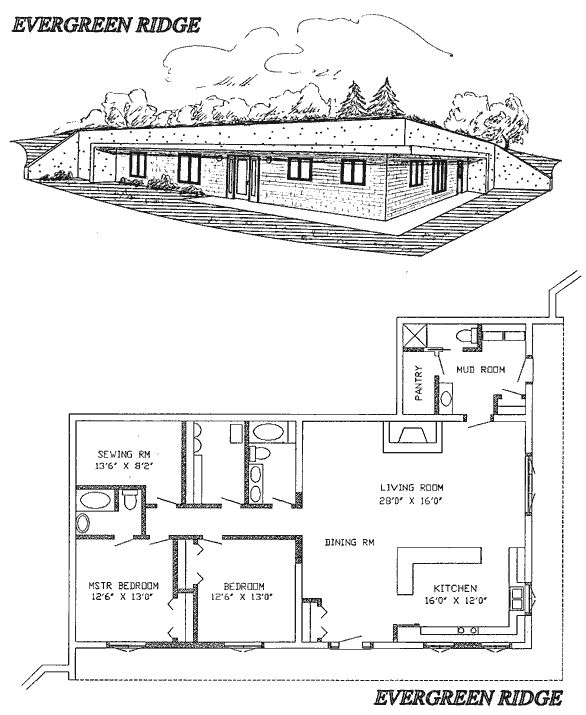 44 best images about homes on pinterest for Earth shelters designs