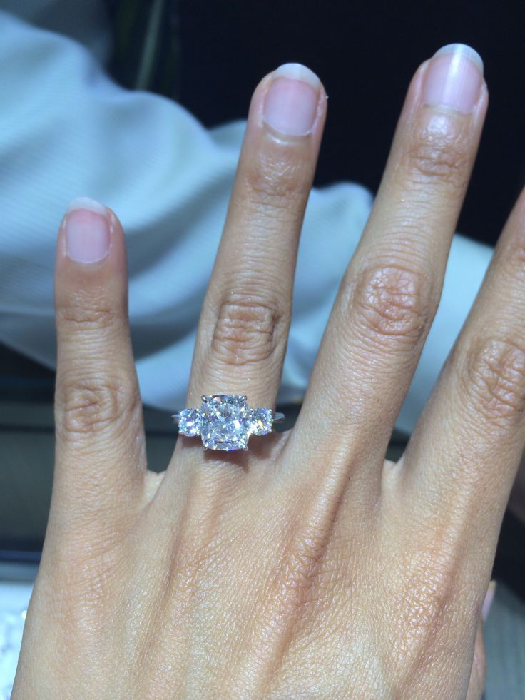 Bryiana Noelle Engagement Ring