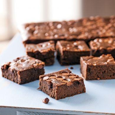 Brownies aux haricots noirs - Recettes - Cuisine et nutrition - Pratico Pratique