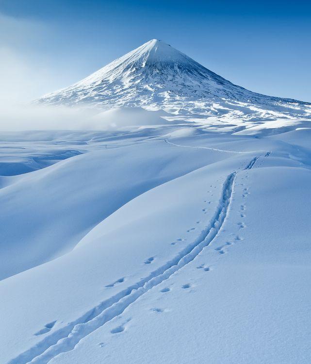 35PHOTO - Артем Безотечество - К Ключевскому вулкану