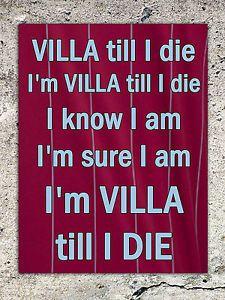 villa till i die - Always UTV