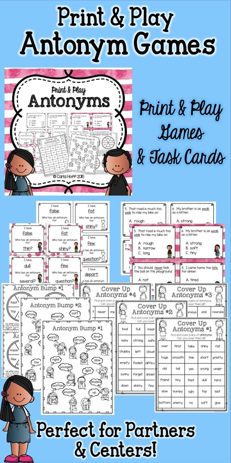 Worksheet Homophone Matching Game 78 ideas about english antonyms on pinterest vocabulary four print and play homophone games easy to teach fun these will give partners small groups or your whole class lots