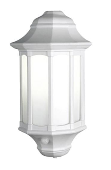 The Elstead Azure low energy wall light with PIR from Elstead Lighting is available from Luxury  sc 1 st  Pinterest & 10 best Exterior lights images on Pinterest | Outdoor walls Wall ... azcodes.com