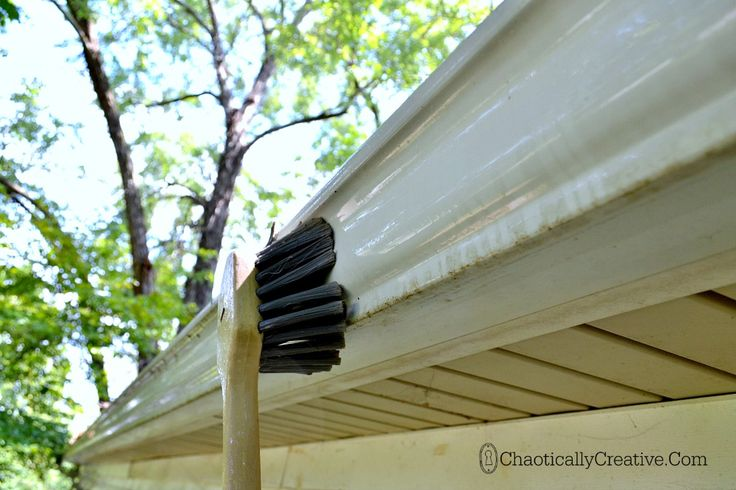 Cleaning Gutters - Posts, The very and The o