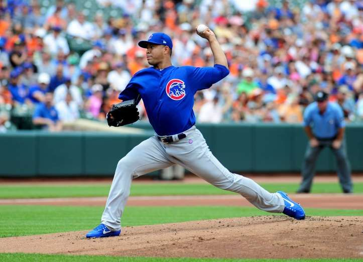 Every MLB team's biggest need at the trade deadline  -   July 18, 2017:      CHICAGO CUBS: STARTING PITCHING  -     The Cubs already acquired Jose Quintana from the White Sox, but another strong starting pitcher wouldn't hurt if the Cubs have the prospects to get one. Jon Lester and Jake Arrieta have ERAs above 4.00 this season, and Kyle Hendricks also had a tougher time before his finger injury. Despite the need, it seems unlikely the Cubs have enough firepower to make another...   MORE...