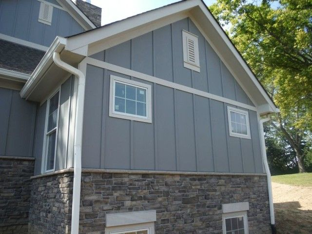 How To Set Up Board And Batten Or Exterior Siding Cuethat House Exterior Exterior House Siding Exterior Siding