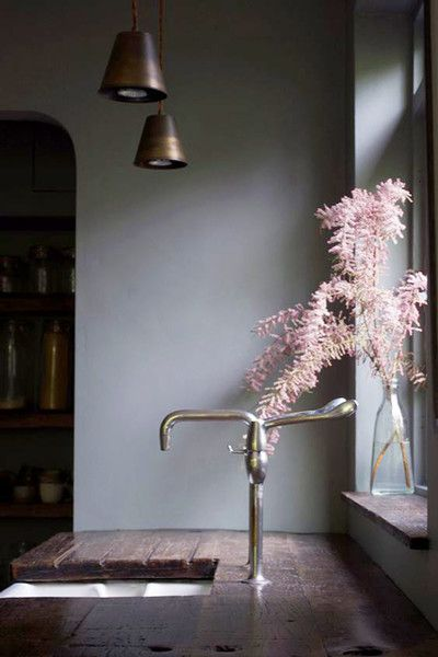 Dreamy Kitchen - Gray Is The New White (For Walls) - Photos